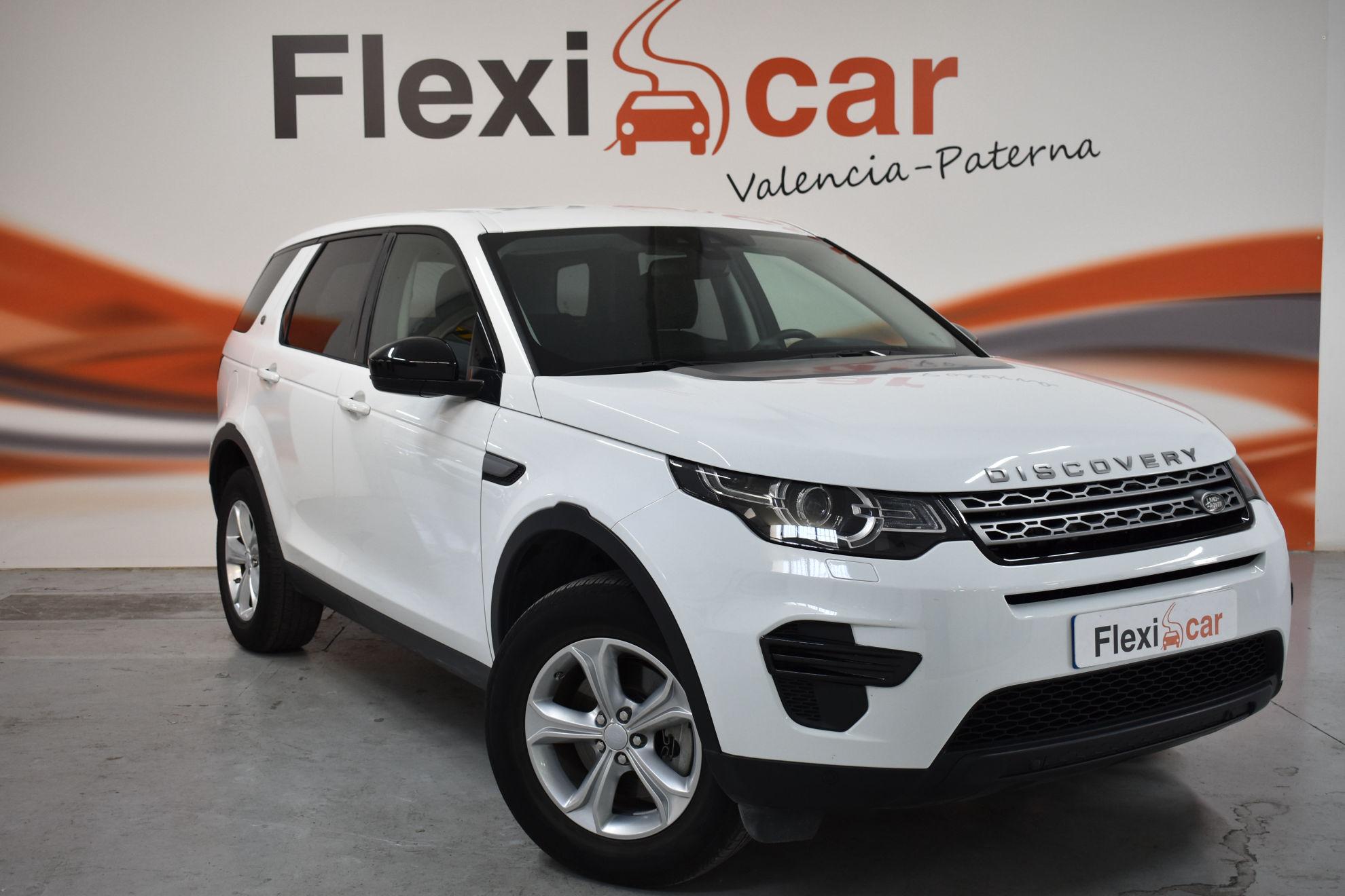 Coches ocasión Land Rover Discovery Sport