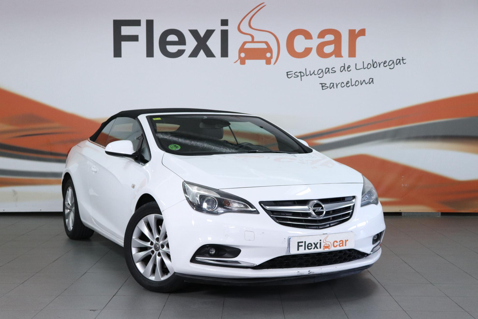 Coches ocasión Opel Cabrio