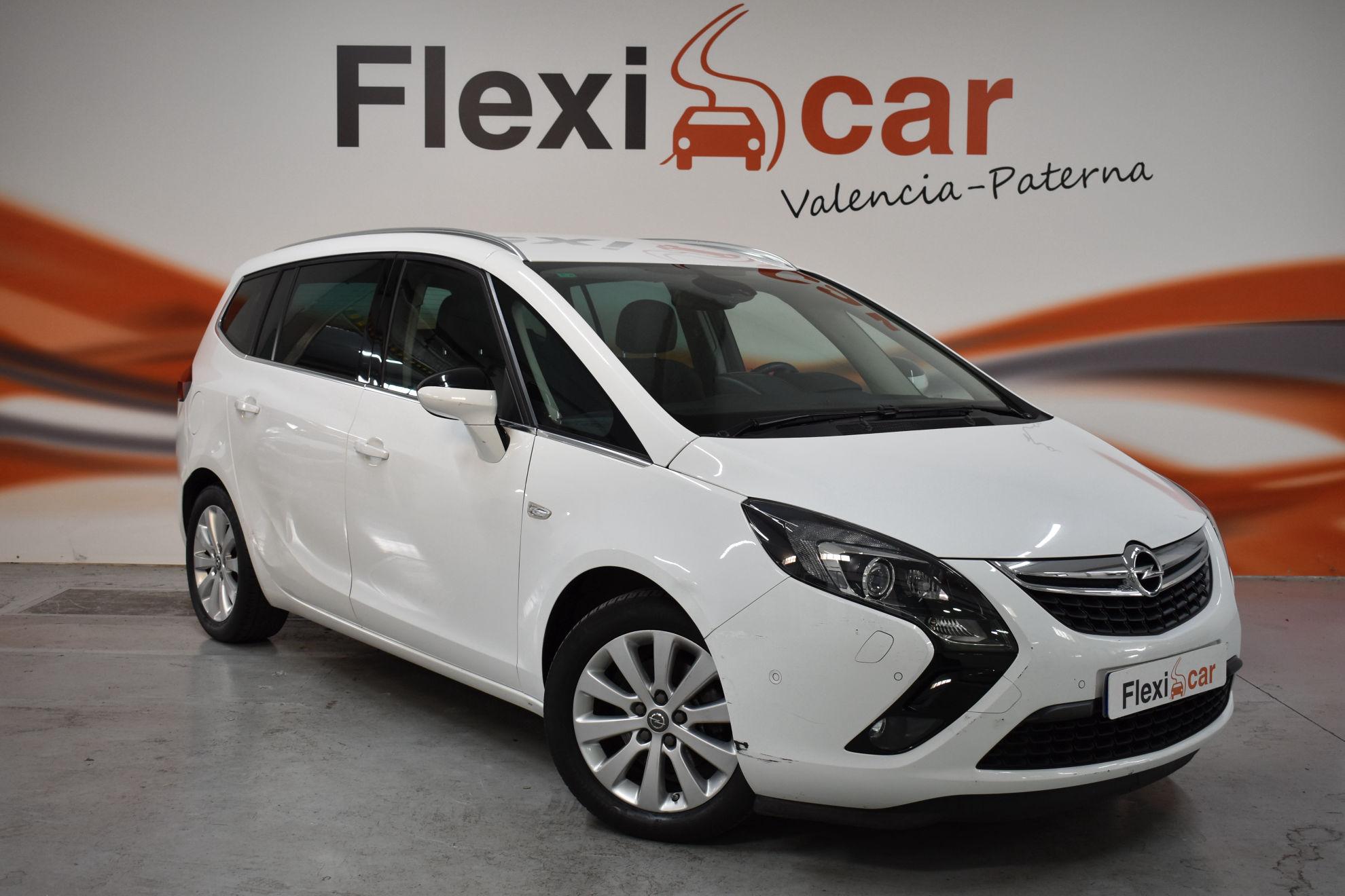 Coches ocasión Opel Zafira Tourer