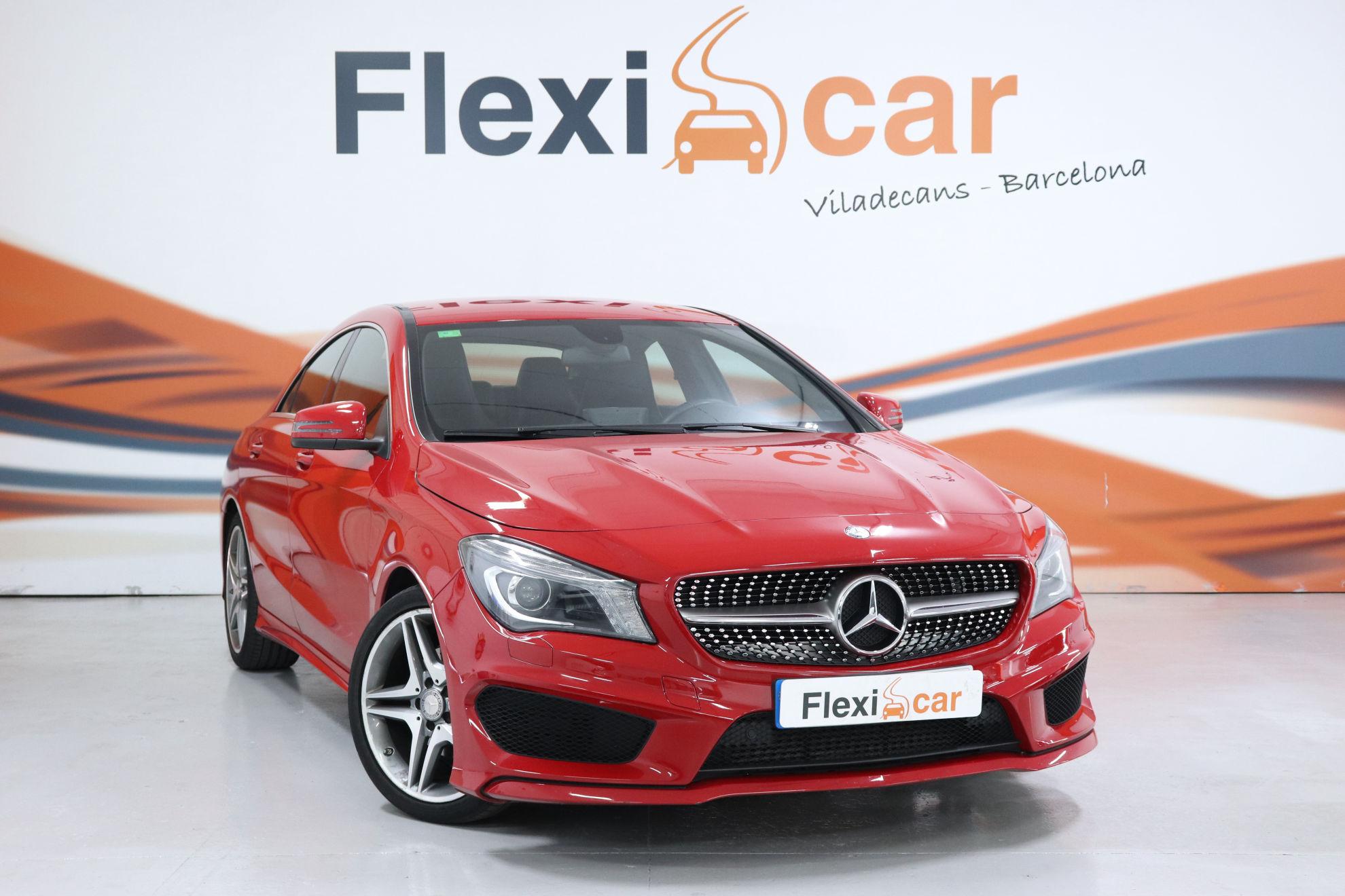 Coches ocasión Mercedes Benz Clase CLA