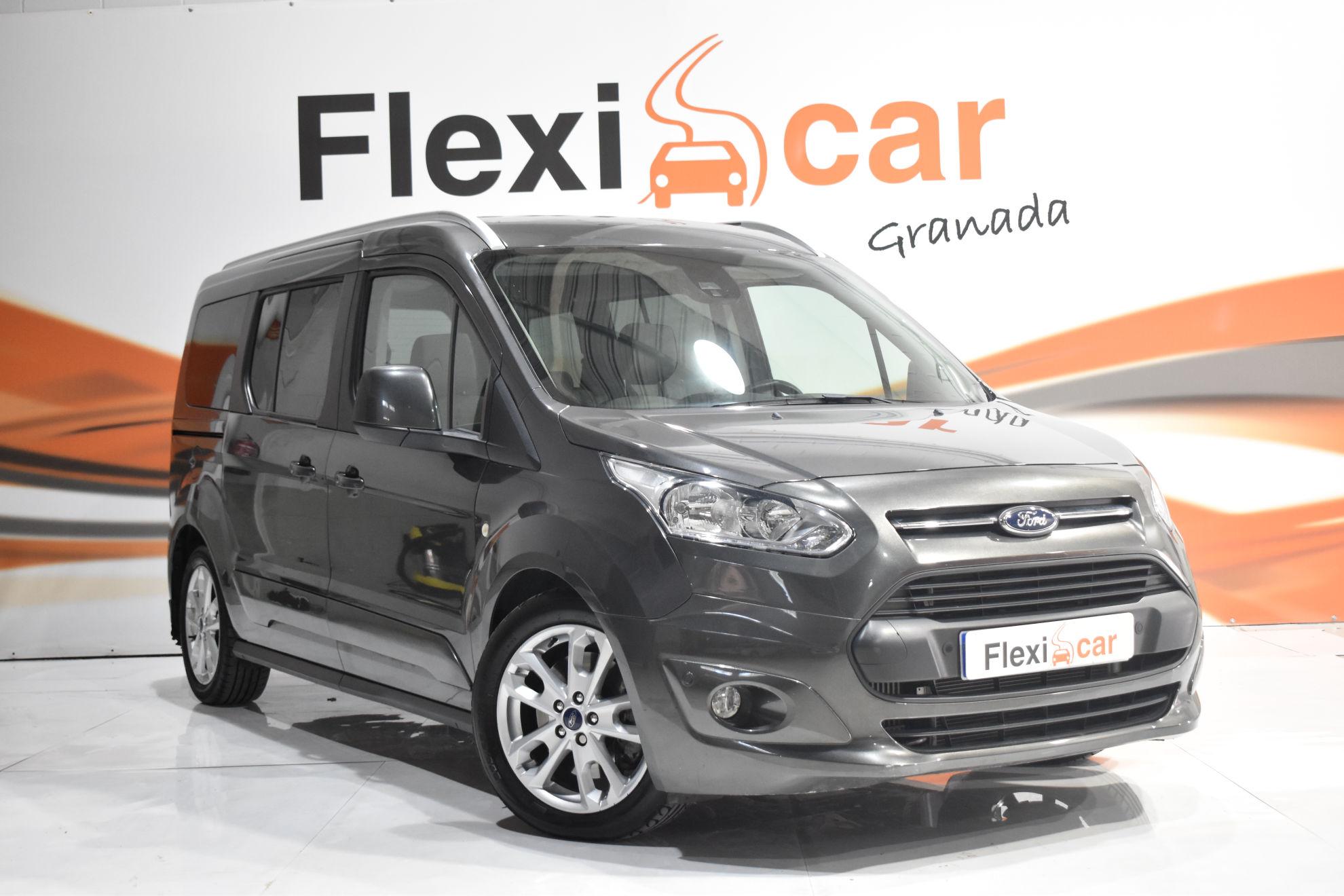 Coches ocasión Ford Grand Tourneo Connect