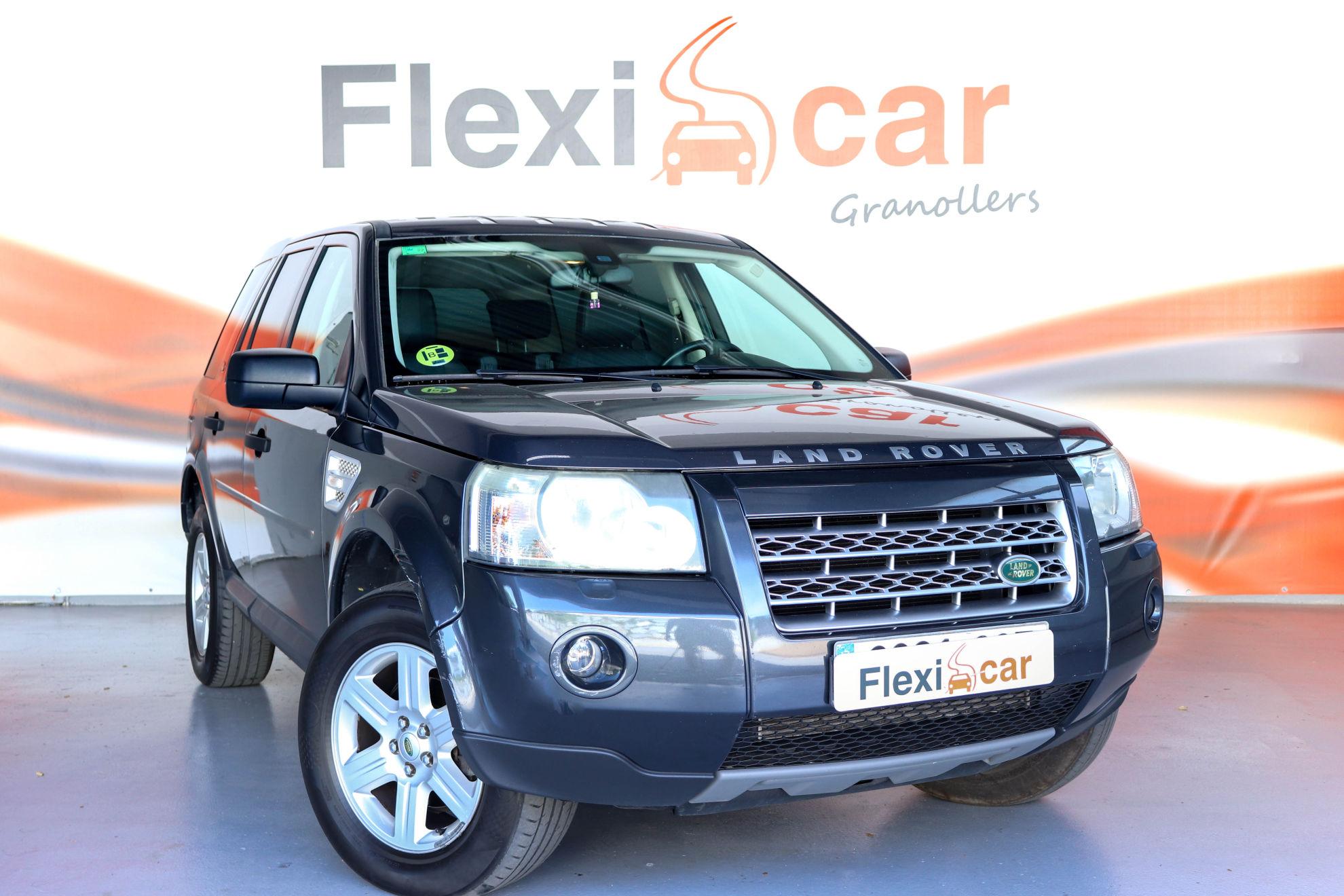 Coches ocasión Land Rover Freelander