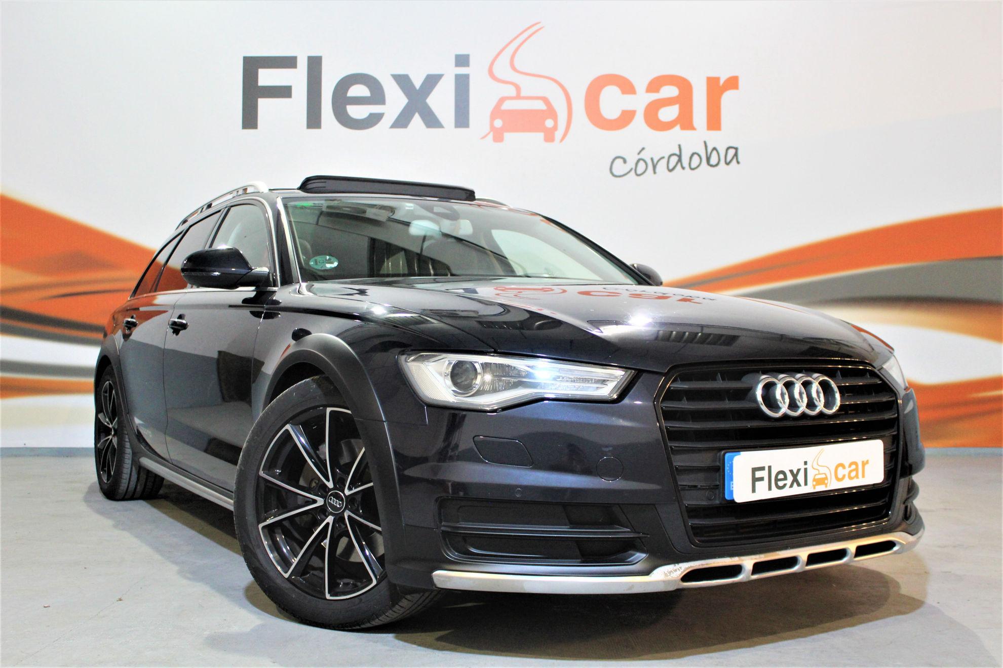 Coches ocasión Audi A6 allroad quattro