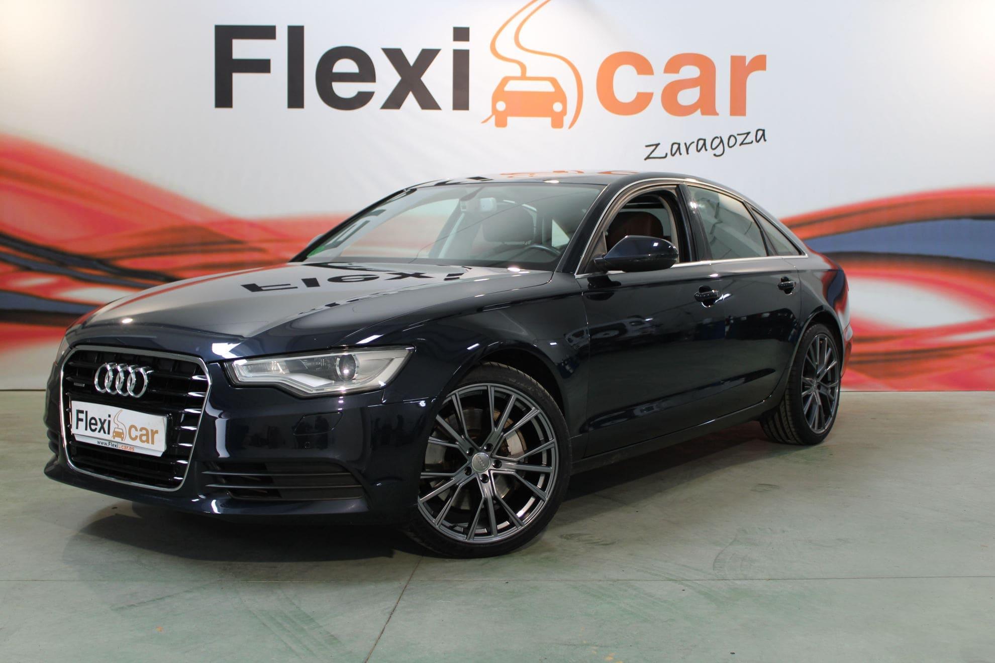 Audi A& negro segunda mano