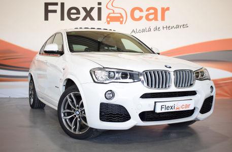 BMW X4 segunda mano