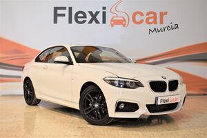Coches BMW de ocasión en Murcia