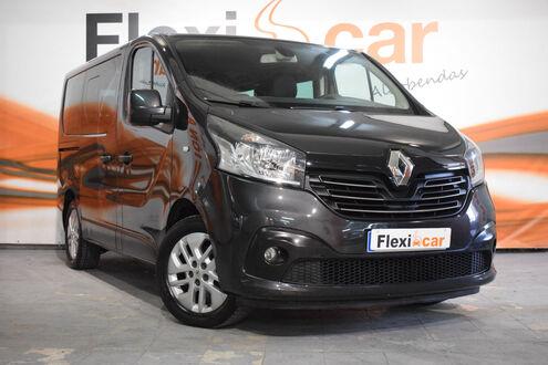 Renault Trafic de segunda mano