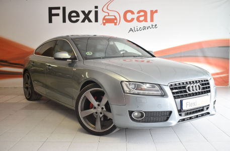 Audi de segunda mano Alicante