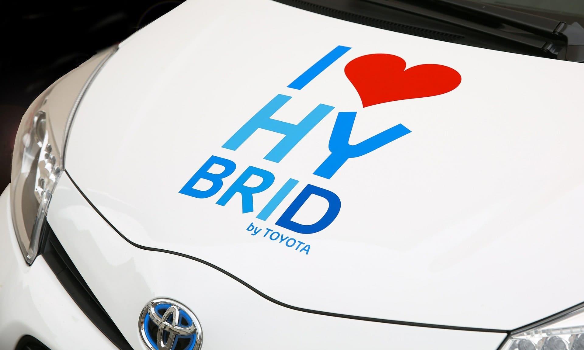 ventas de coches híbridos