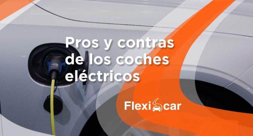 ventajas desventajas coches electricos